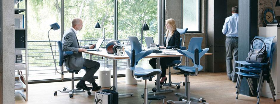 Büromöbel für höchste Produktivität