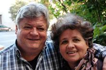 Hansjörg und Marga Moosbrucker
