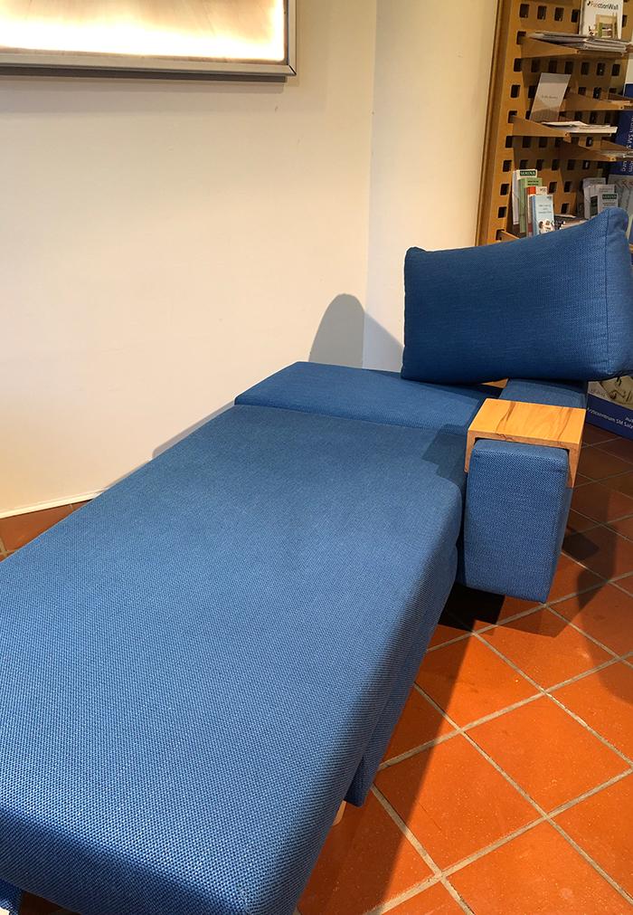 ZEDULO 02 Schlaf-Sofa